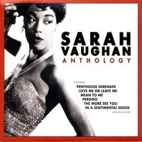 Anthology — Sarah Vaughan