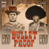 Bulletproof - Single — Vybz Kartel, Shabba Ranks, Vybz Kartel,Shabba Ranks