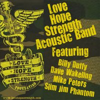Empire State Building Rocks - Single: (Love Hope) Strength — Love Hope Strength Acoustic Band