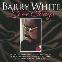 Love Songs — Barry White