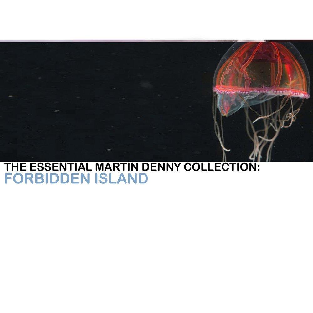 Martin Denny Exotic Night