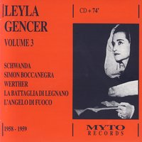 Volume 3 — Leyla Gencer