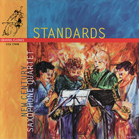 Standards — New Century Saxophone Quartet