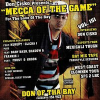 Mecca of the Game — Don Cisko