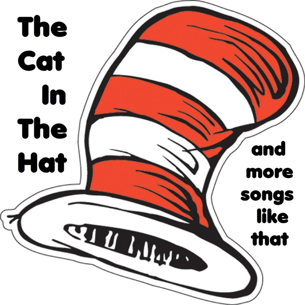 cat in the hat hat - 800×800