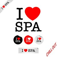 I Love Spa Chill Out — сборник