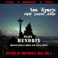 Plays Hendrix — Tom Dyer's New Pagan Gods