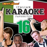 Italian Karaoke Favorites, Vol. 16 — The Hit Crew