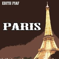 Paris — Edith Piaf
