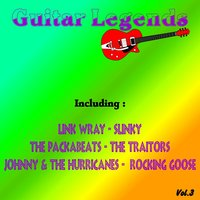 Guitar Legends, Vol.3 — The Shadows