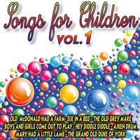 Songs For Children Vol.1 — The Kidz Band