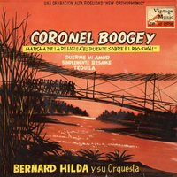 "Vintage Dance Orchestras Nº23 - EPs Collectors ""Colonel Boogey"" — Bernard Hilda And His Orchestra"