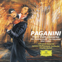 Paganini: The 6 Violin Concertos — London Philharmonic Orchestra, Charles Dutoit, Salvatore Accardo