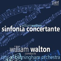 Walton: Sinfonia Concertante for Orchestra With Piano Obbligato — City of Birmingham Orchestra, Phyllis Sellick, Уильям Уолтон
