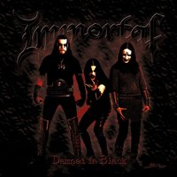 Damned In Black — Immortal