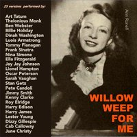 Willow Weep for Me — сборник