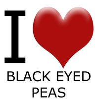 I love Black Eyed Peas — Love Collection Band
