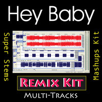 Hey Baby - Drop It To The Floor (Multi Tracks Tribute to Pitbull & T-Pain) — REMIX Kit