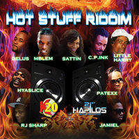 Hot Stuff Riddim — Delus