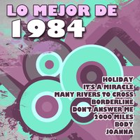 Lo Mejor de 1984 — Dj in the Night