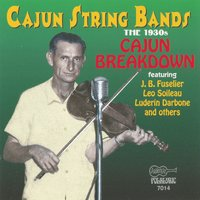 Cajun String Bands: The 1930s — сборник
