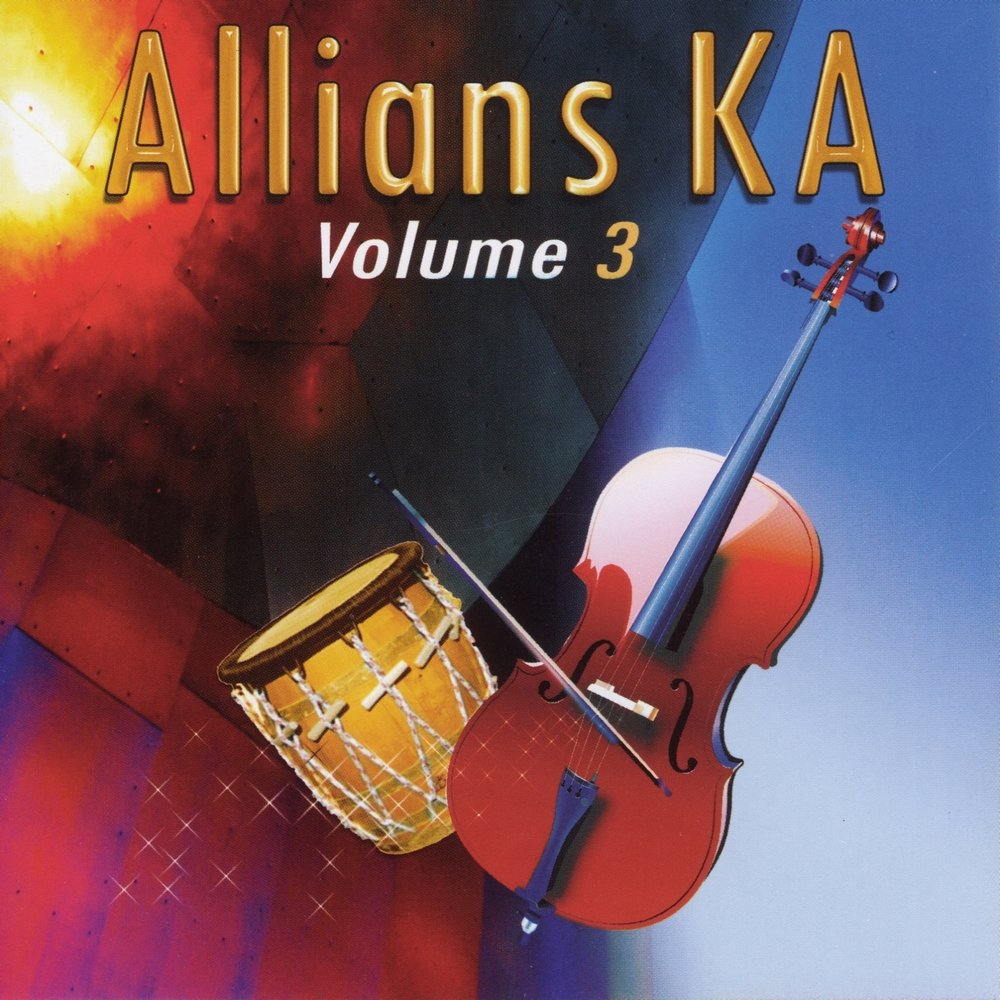 Various Artists - Allians ka vol. 3  M1000x1000
