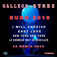 Euro 2016 — Galleon, Strez