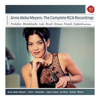 Anne Akiko Meyers - The Complete RCA Recordings — Anne Akiko Meyers