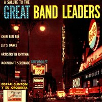 Vintage Dance Orchestras No. 242 - EP: Great Band Leaders — Oscar Clinton And His Orchestra