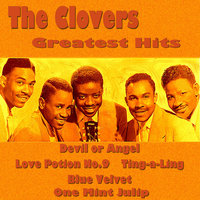 The Clovers Greatest Hits — The Clovers