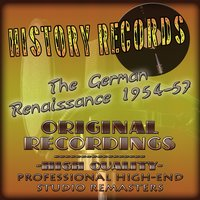 History Records - German Edition - The Renaissance 1954-57 — сборник