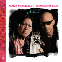 The Master — Warren Cuccurullo, Ustad Sultan Khan, Warren Cuccurullo & Ustad Sultan Khan
