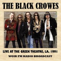 Live at the Greek Theatre, La, 1991 (FM Radio Broadcast) — The Black Crowes