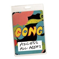 Access All Areas - Gong — Gong