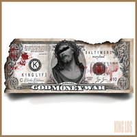 God, Money, War — King Los