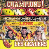 Champions les sang & or — Les Leaders