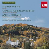 American Classics: Stephen Foster/ Charles Tomlinson Griffes / Aaron Copland — Аарон Копленд, Thomas Hampson