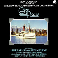 Going Places — New Zealand Symphony Orchestra, Ron Goodwin