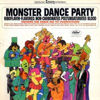 Monster Dance Party — Don Hinson & The Rigamorticians