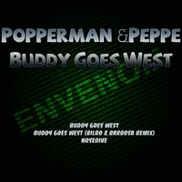 Buddy Goes West Ep — Popperman, Peppe