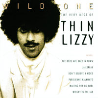 Wild One - The Very Best Of Thin Lizzy — Thin Lizzy