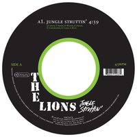 Jungle Struttin' / Ethio-Steppers - EP — The Lions