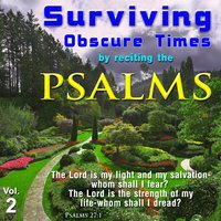 Surviving Obscure Times by Reciting the Psalms, Vol. 2 — David & The High Spirit
