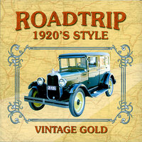 Road Trip 1920's Style — Gus Arnheim, Rudy Vallee, Bennie Moten, Hal Kemp, Ted Lewis And His Band