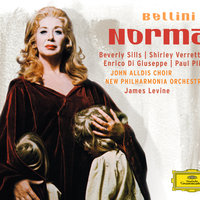 Bellini: Norma — James Levine, National Philharmonic Orchestra, New Philharmonia Orchestra, Shirley Verrett, Beverly Sills, The John Alldis Choir