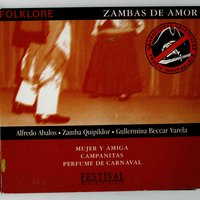Zambas De Amor — Various Artists - D&D