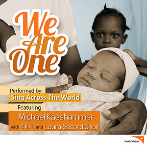 Michael Kaeshammer, Sing Across The World, Laura Secord Secondary School Choir, 4 in 1 - We Are One (feat. Michael Kaeshammer, Laura Secord Secondary School Choir & 4 in 1)