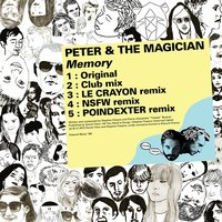 Memory - EP — Peter & The Magician