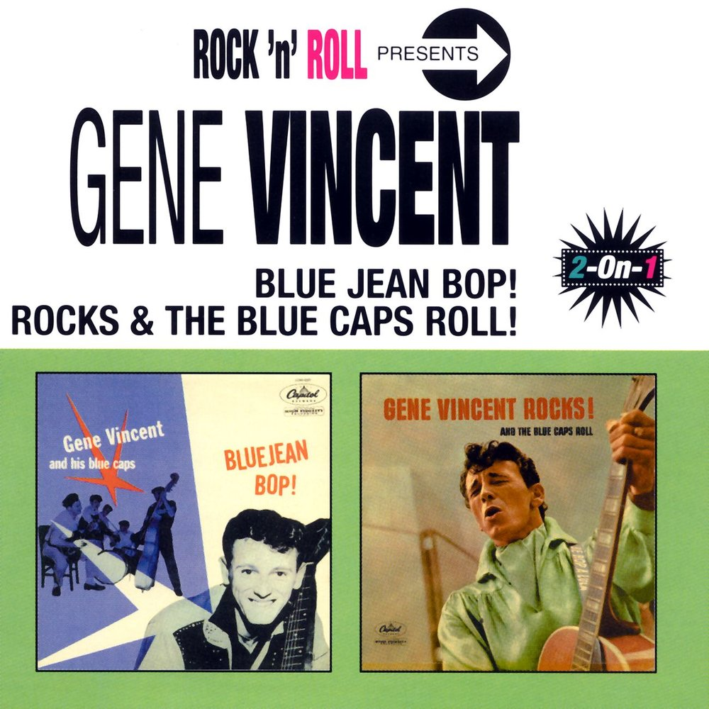 gene and vincent Gene vincent: gene vincent, american rockabilly singer whose swaggering, black-leather-clad image defined the look of the rock rebel discharged from the us navy in.