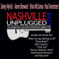 Nashville Unplugged Live — Paul Overstreet